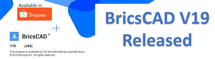 """BricsCAD V19 Released"""