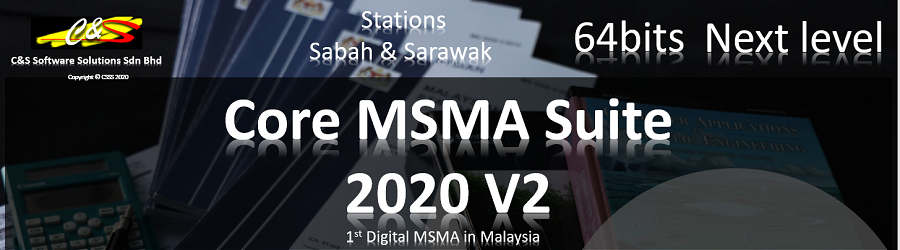 """1st digital MSMA in country"""